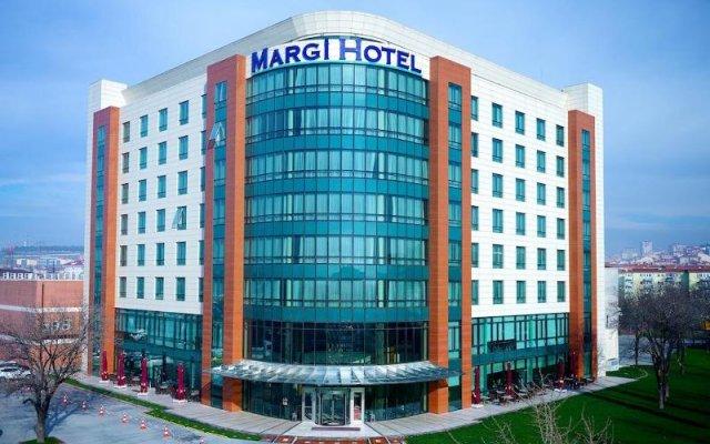 Margi Hotel Турция, Эдирне - отзывы, цены и фото номеров - забронировать отель Margi Hotel онлайн вид на фасад