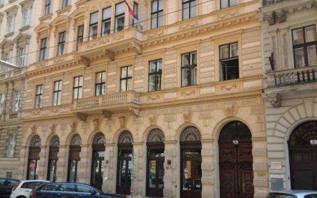 Отель Vienna Apartment Center Zentrum II Австрия, Вена - отзывы, цены и фото номеров - забронировать отель Vienna Apartment Center Zentrum II онлайн вид на фасад