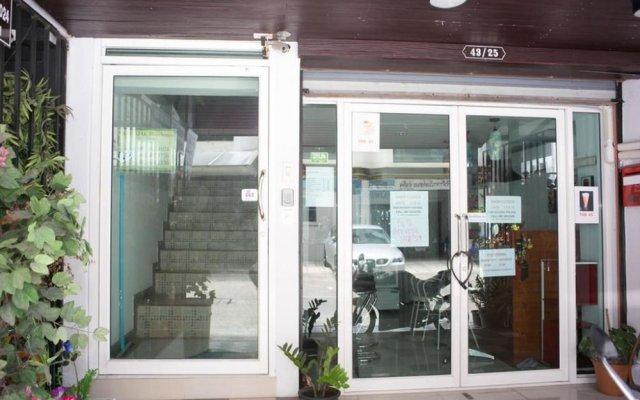 Отель Mahajak Residences Sukumvit31 Таиланд, Бангкок - отзывы, цены и фото номеров - забронировать отель Mahajak Residences Sukumvit31 онлайн вид на фасад