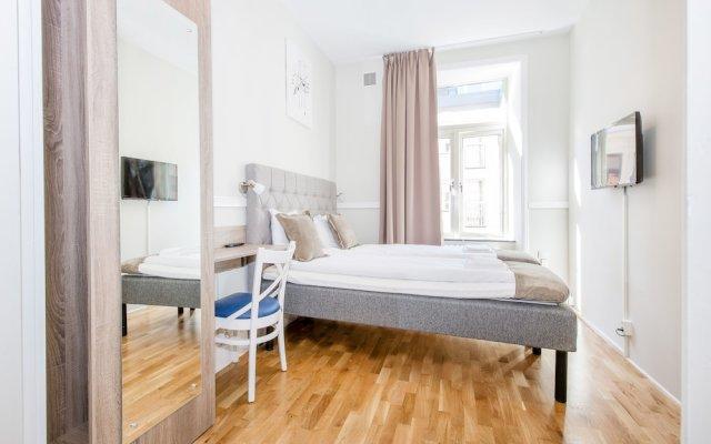 Отель City Hotel Avenyn Швеция, Гётеборг - отзывы, цены и фото номеров - забронировать отель City Hotel Avenyn онлайн комната для гостей