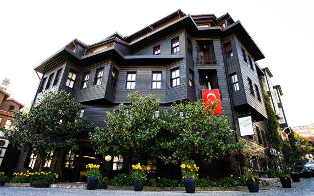 Отель Yusuf Pasa Konagi Стамбул вид на фасад