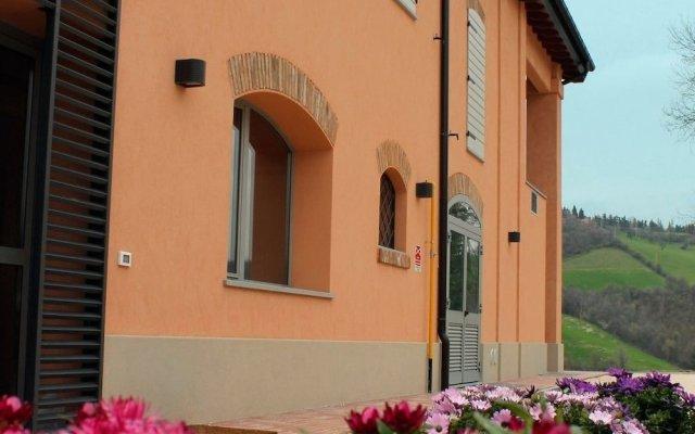 Отель Agriturismo Ben Ti Voglio Италия, Болонья - отзывы, цены и фото номеров - забронировать отель Agriturismo Ben Ti Voglio онлайн вид на фасад