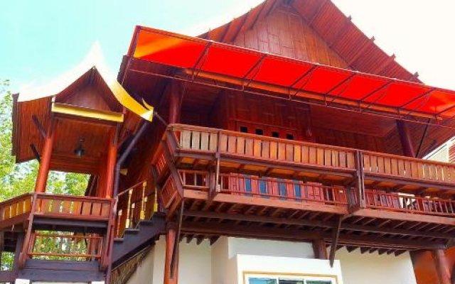 Отель Villa Ayutthaya @ Golden Pool Villas Таиланд, Ланта - отзывы, цены и фото номеров - забронировать отель Villa Ayutthaya @ Golden Pool Villas онлайн вид на фасад