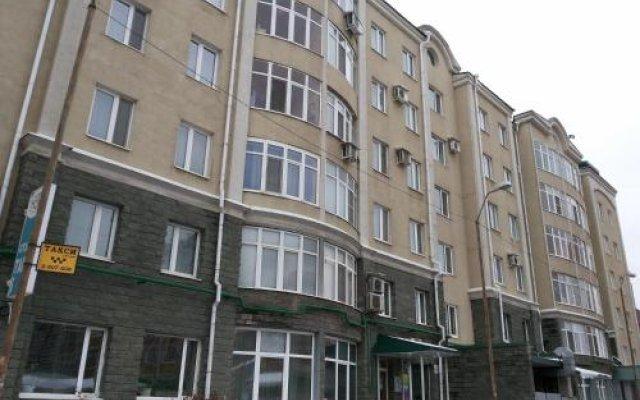 Отель 1 in Istanbul Park in the city of Kazan Казань вид на фасад