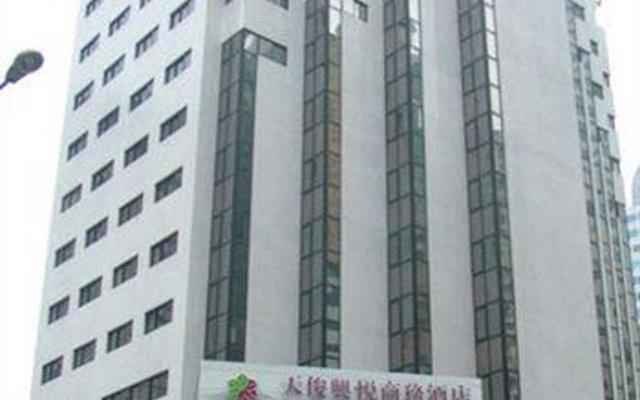 Xingyue Business Hotel Шэньчжэнь вид на фасад