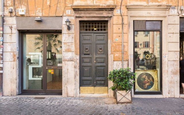 Отель Coronari Италия, Рим - отзывы, цены и фото номеров - забронировать отель Coronari онлайн вид на фасад