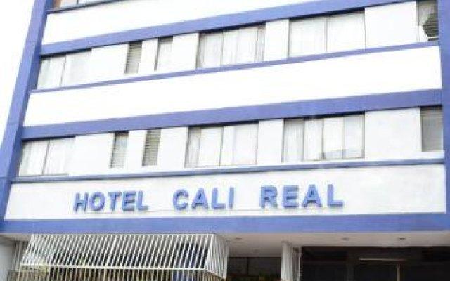Отель Cali Real Колумбия, Кали - отзывы, цены и фото номеров - забронировать отель Cali Real онлайн вид на фасад