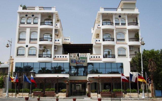Elaria Hotel Hurgada вид на фасад
