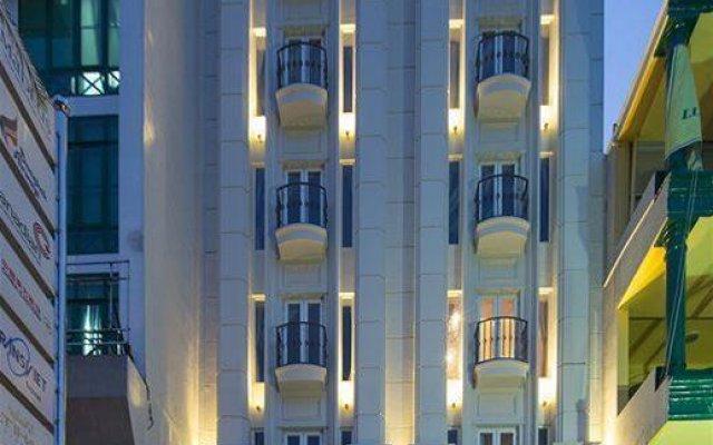 Отель Parkside Serviced Residence - Managed By Dragon Fly вид на фасад