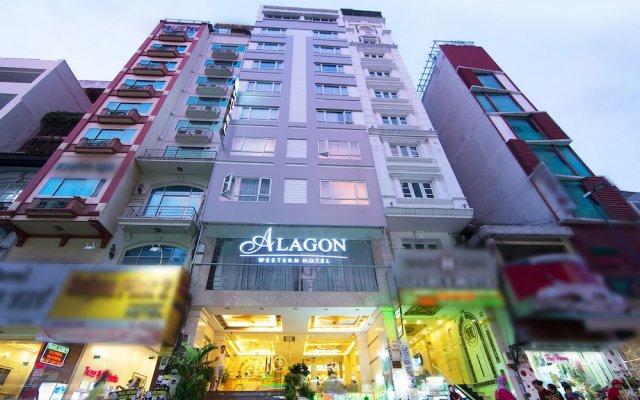 Отель Alagon Western Hotel Вьетнам, Хошимин - отзывы, цены и фото номеров - забронировать отель Alagon Western Hotel онлайн вид на фасад