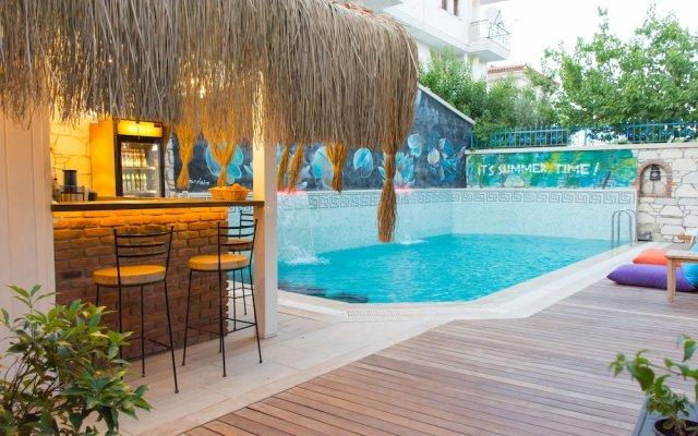 Отель Provence Mansion Alacati Чешме бассейн