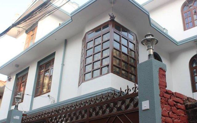 Отель Patan Hidden House Непал, Лалитпур - отзывы, цены и фото номеров - забронировать отель Patan Hidden House онлайн вид на фасад