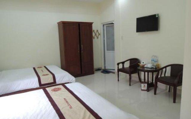 Thanh Dong Villa Hotel Далат комната для гостей