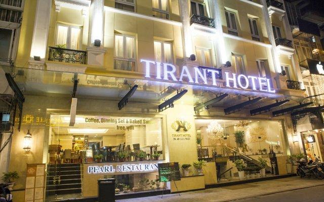 Tirant Hotel вид на фасад
