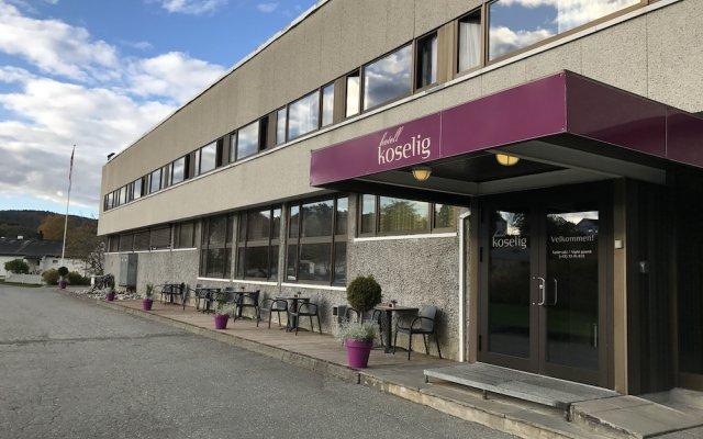 Hotell Koselig Hemne