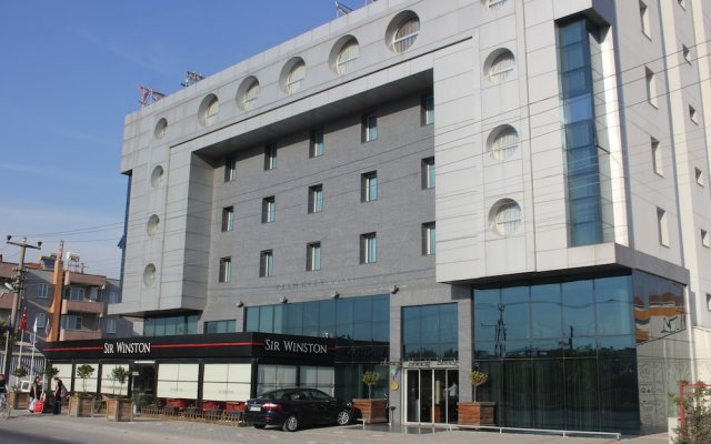Palmcity Hotel Akhisar Турция, Акхисар - отзывы, цены и фото номеров - забронировать отель Palmcity Hotel Akhisar онлайн вид на фасад
