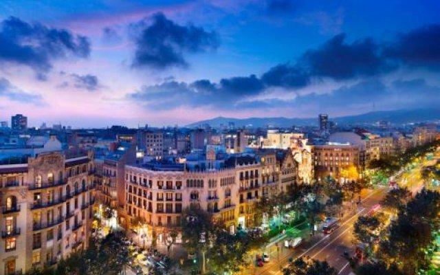Отель Tendency Apartments 5 Испания, Барселона - отзывы, цены и фото номеров - забронировать отель Tendency Apartments 5 онлайн вид на фасад