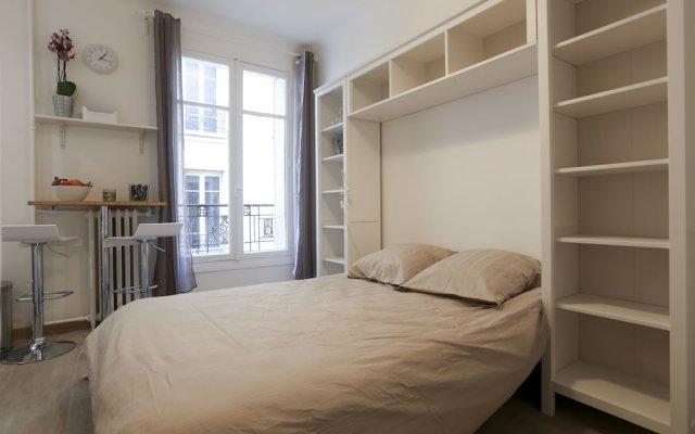 Отель Renovated Studio for 2 Франция, Париж - отзывы, цены и фото номеров - забронировать отель Renovated Studio for 2 онлайн комната для гостей