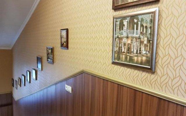 Mini Hotel Ostrovok вид на фасад