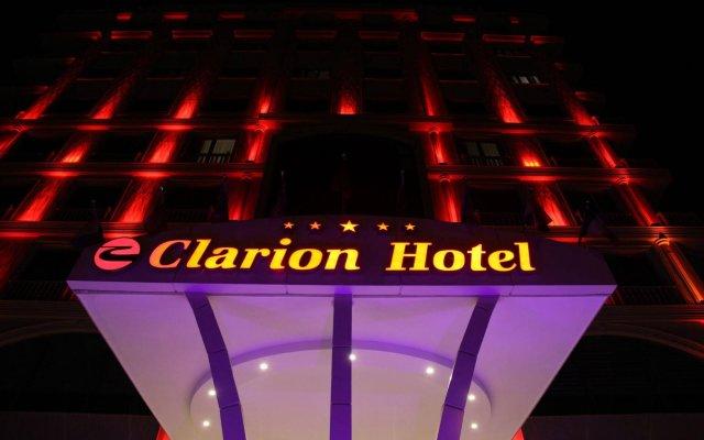 Clarion Hotel Kahramanmaras Турция, Кахраманмарас - отзывы, цены и фото номеров - забронировать отель Clarion Hotel Kahramanmaras онлайн вид на фасад