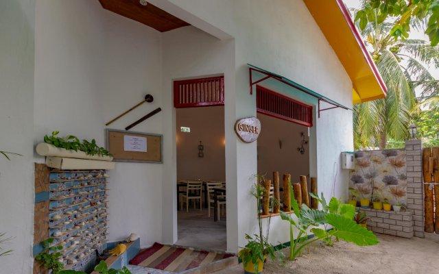 Dream Inn Sun Beach Hotel Остров Гасфинолу вид на фасад