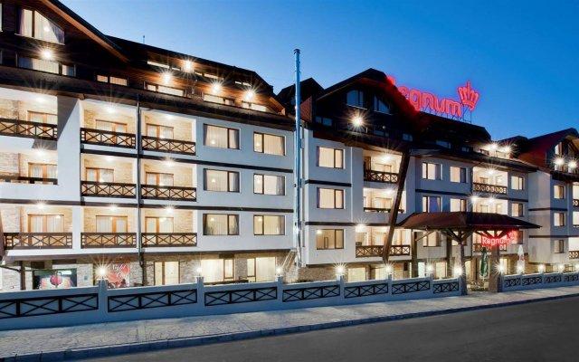 Regnum Apartment Hotel вид на фасад