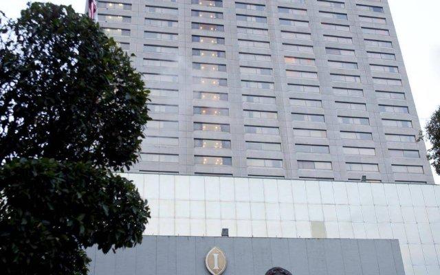 Отель InterContinental Presidente Mexico City вид на фасад