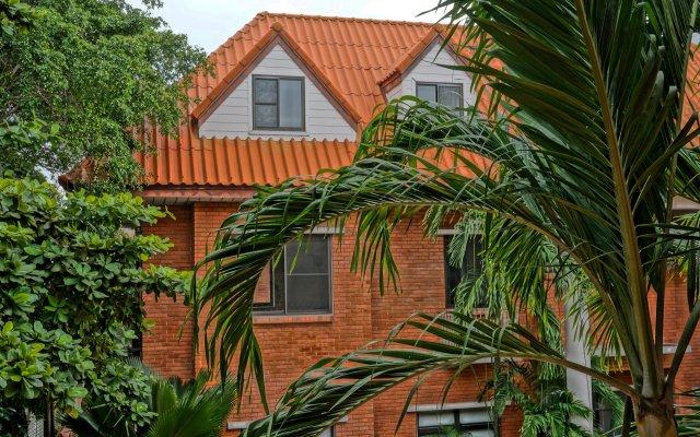 The Twelve Hotel Бангкок вид на фасад