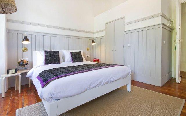 Отель Rent4Days Casa Oliver Príncipe Real Лиссабон комната для гостей