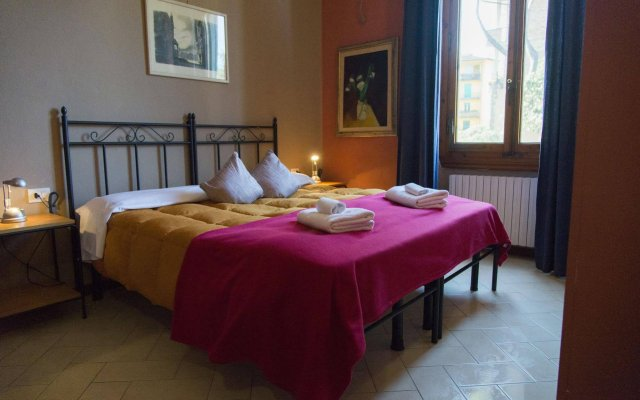 Отель B&B Residenze La Mongolfiera комната для гостей