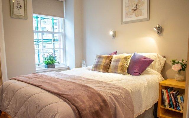 Отель 1 Bedroom Flat In Edinburgh Old Town Великобритания, Эдинбург - отзывы, цены и фото номеров - забронировать отель 1 Bedroom Flat In Edinburgh Old Town онлайн комната для гостей