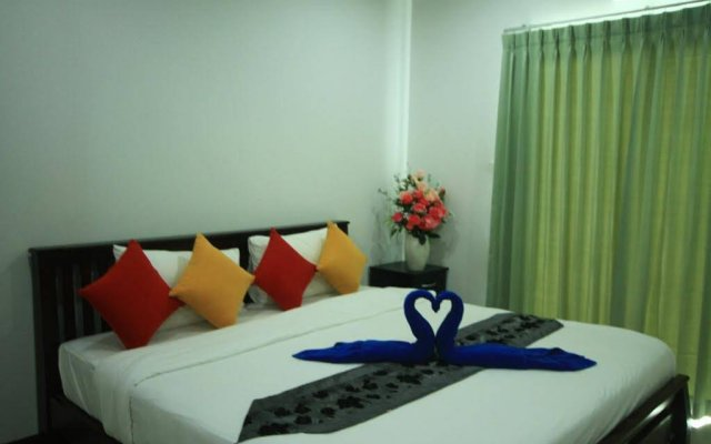 Отель Krabi Condotel Таиланд, Краби - отзывы, цены и фото номеров - забронировать отель Krabi Condotel онлайн вид на фасад