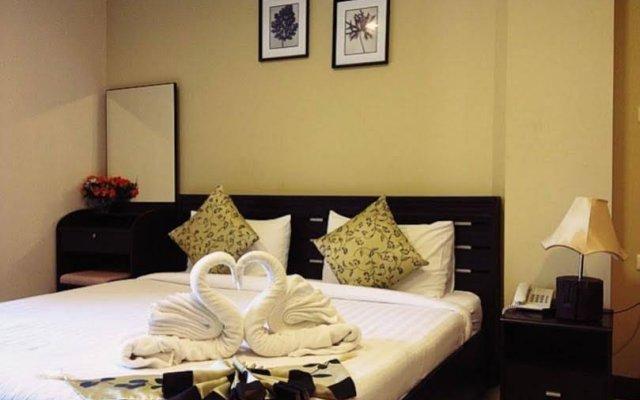 Отель Purita Serviced Apartment Таиланд, Бангкок - отзывы, цены и фото номеров - забронировать отель Purita Serviced Apartment онлайн комната для гостей