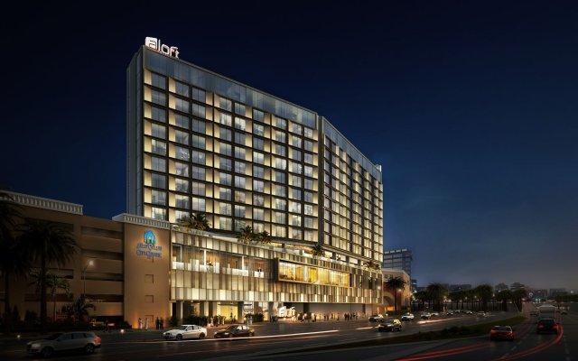 Aloft City Centre Deira, Dubai 0