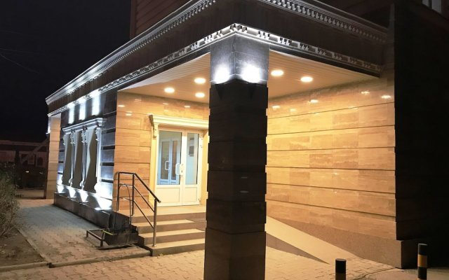 Гостиница Тенгри Казахстан, Атырау - 1 отзыв об отеле, цены и фото номеров - забронировать гостиницу Тенгри онлайн вид на фасад