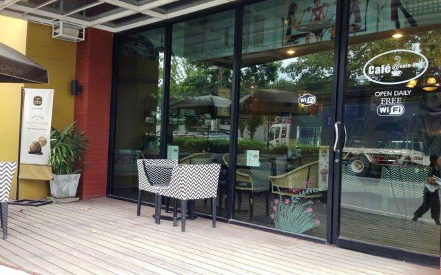 Отель PK Mansion Таиланд, Пхукет - отзывы, цены и фото номеров - забронировать отель PK Mansion онлайн вид на фасад
