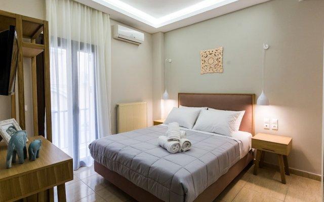 Отель Alektor Studios & Apartments Греция, Закинф - отзывы, цены и фото номеров - забронировать отель Alektor Studios & Apartments онлайн комната для гостей