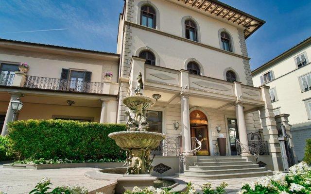 Отель Montebello Splendid Hotel Италия, Флоренция - 12 отзывов об отеле, цены и фото номеров - забронировать отель Montebello Splendid Hotel онлайн вид на фасад