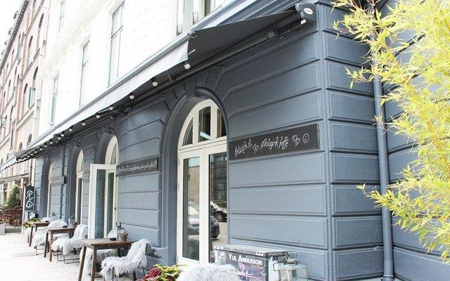 Ibsens Hotel вид на фасад