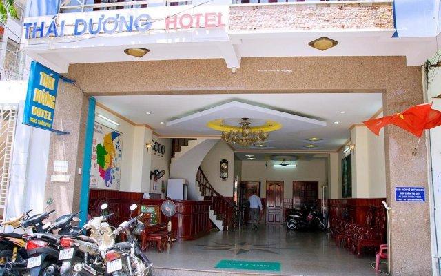 Thai Duong Hotel вид на фасад