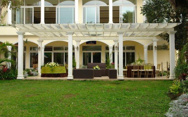 Hotel Villa Las Margaritas Sucursal Caxa вид на фасад