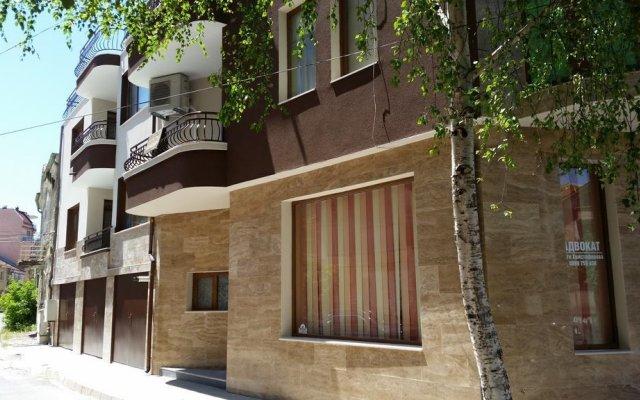 Отель St. Nikola Болгария, Поморие - отзывы, цены и фото номеров - забронировать отель St. Nikola онлайн вид на фасад