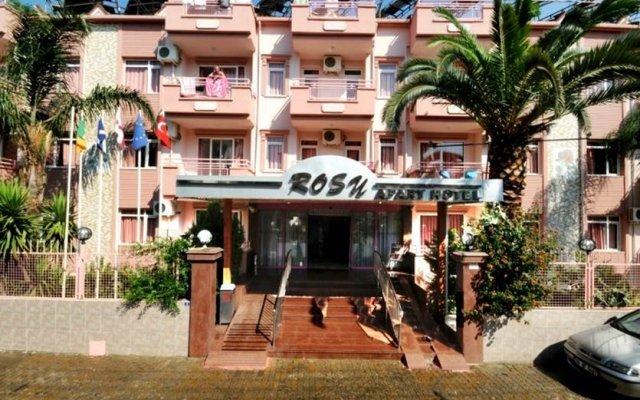 Rosy Apart Турция, Мармарис - 1 отзыв об отеле, цены и фото номеров - забронировать отель Rosy Apart онлайн вид на фасад