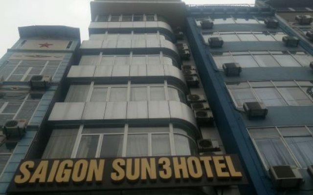 Отель Saigon Sun Pham Hung Ханой вид на фасад