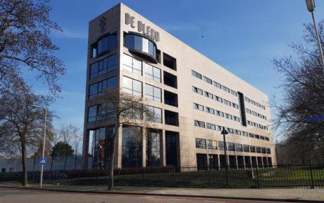 Отель 2L De Blend Нидерланды, Утрехт - отзывы, цены и фото номеров - забронировать отель 2L De Blend онлайн вид на фасад