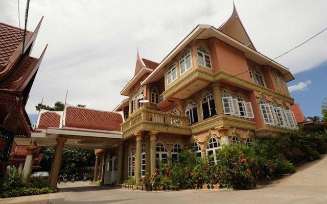 Отель Chaweng Resort вид на фасад