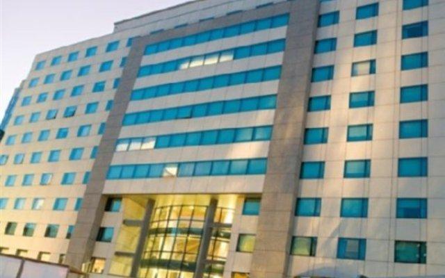 Отель Eurostars Suites Mirasierra вид на фасад