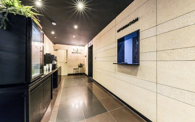 Отель Seolleung BedStation вид на фасад