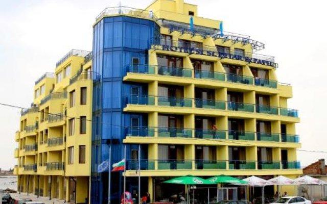 Отель Petar and Pavel Hotel & Relax Center Болгария, Поморие - отзывы, цены и фото номеров - забронировать отель Petar and Pavel Hotel & Relax Center онлайн вид на фасад