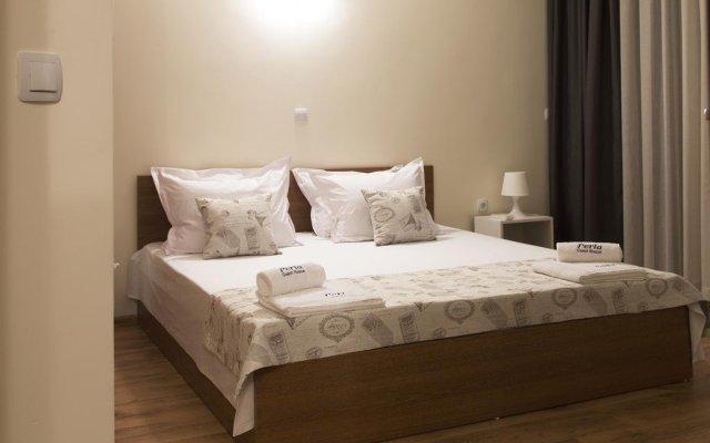Hotel Perla комната для гостей